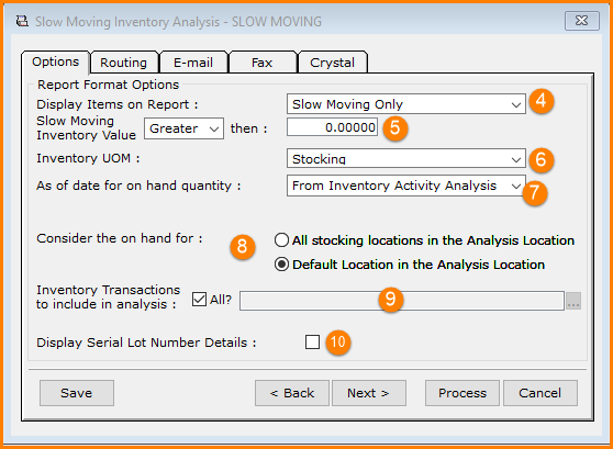 How To Identify Slow Moving Inventory In Erp Manufacturing Software For Sage Quickbooks Oracle Industrios